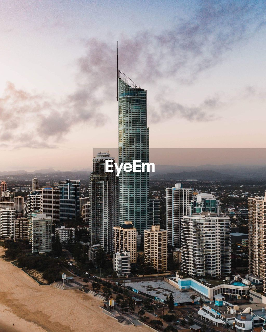 building exterior, sky, city, architecture, built structure, building, office building exterior, cloud - sky, skyscraper, cityscape, office, tall - high, modern, tower, nature, urban skyline, no people, landscape, residential district, sunset, outdoors, financial district, spire