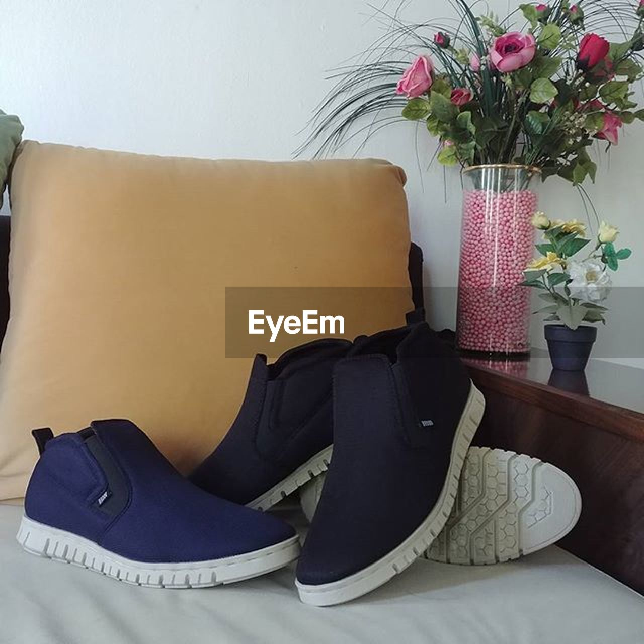 home interior, indoors, shoe, no people, comfortable, day