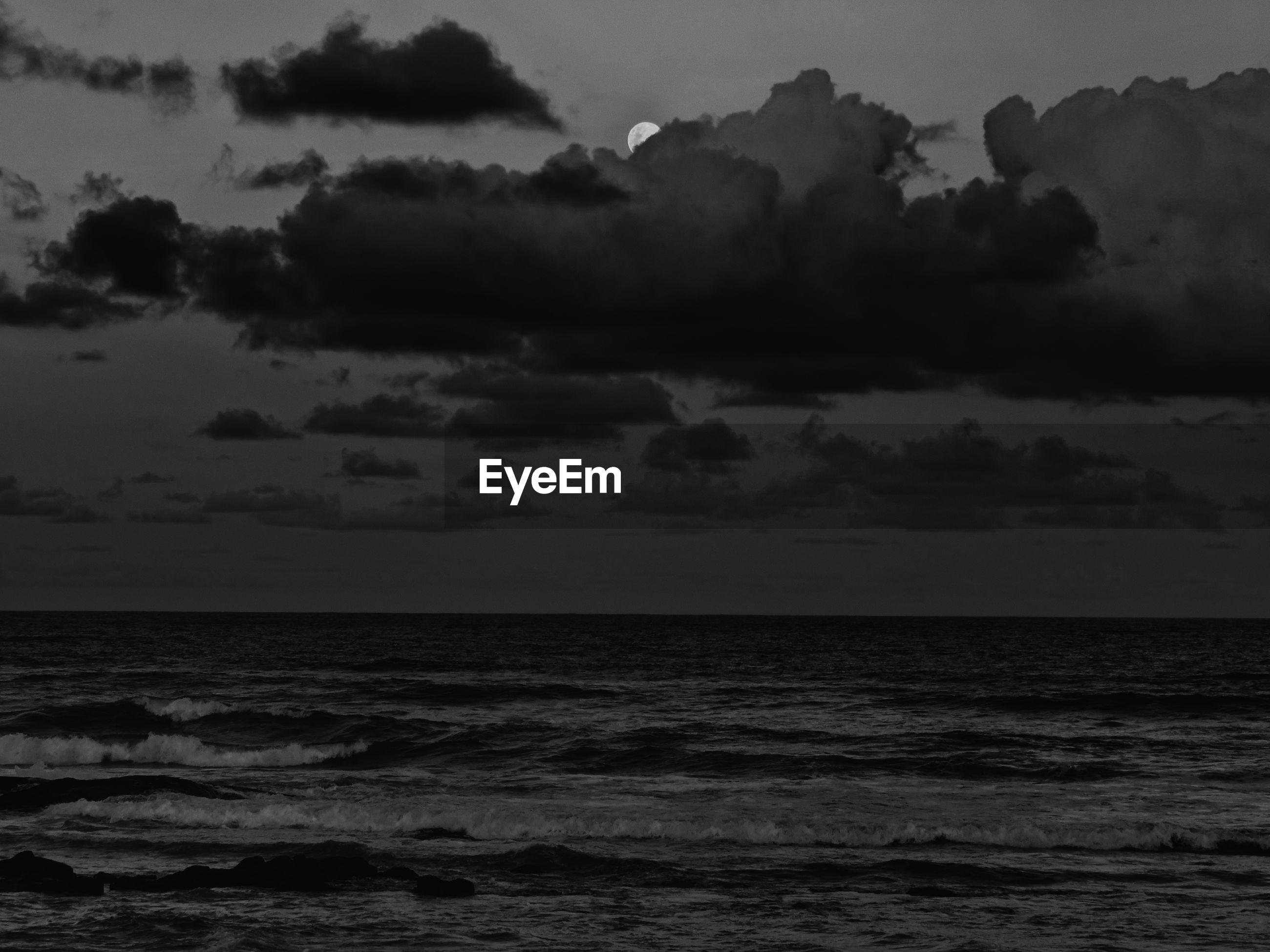 SEA AGAINST SKY