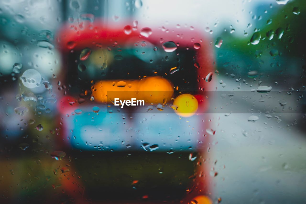 drop, wet, transparent, glass - material, water, rain, window, vehicle interior, mode of transportation, car, transportation, motor vehicle, no people, land vehicle, indoors, nature, close-up, rainy season, raindrop, glass