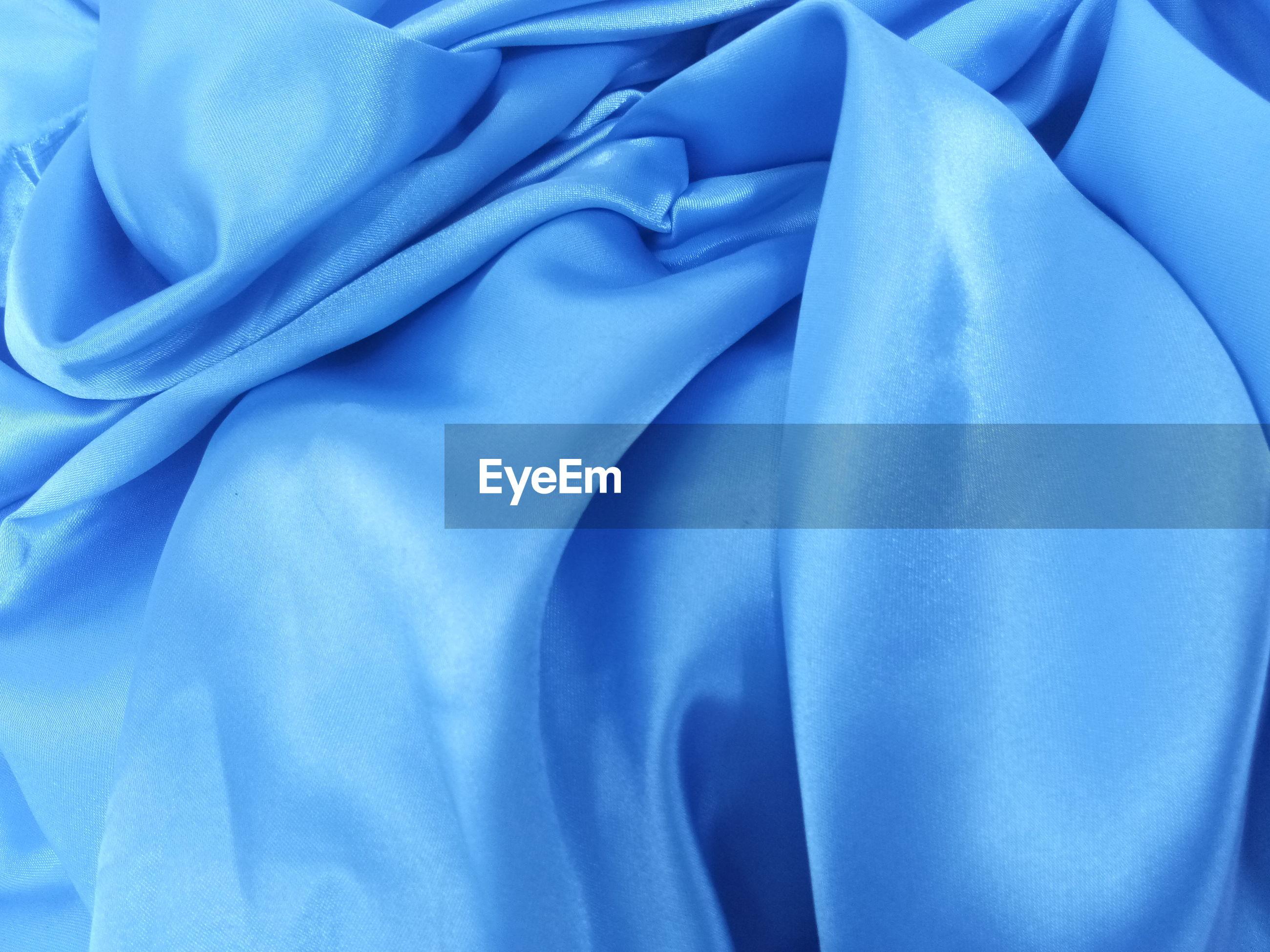 FULL FRAME SHOT OF BLUE EYES