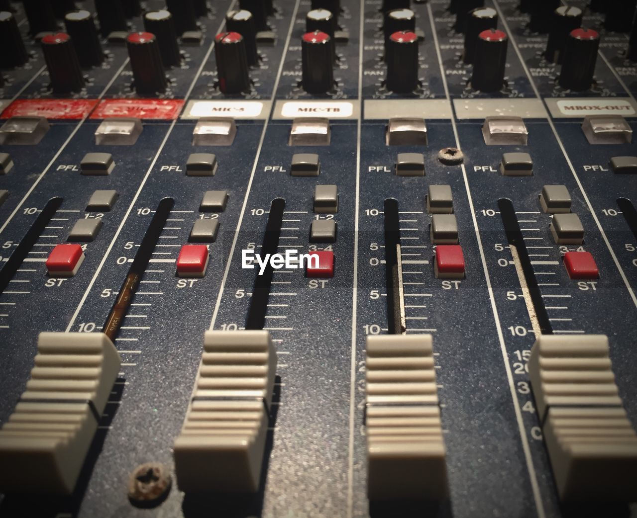 music, control, sound mixer, audio equipment, sound recording equipment, studio, technology, recording studio, close-up, no people, arts culture and entertainment, full frame, indoors, backgrounds, control panel, communication, number, in a row, mixing, equipment, electrical equipment, push button, radio station