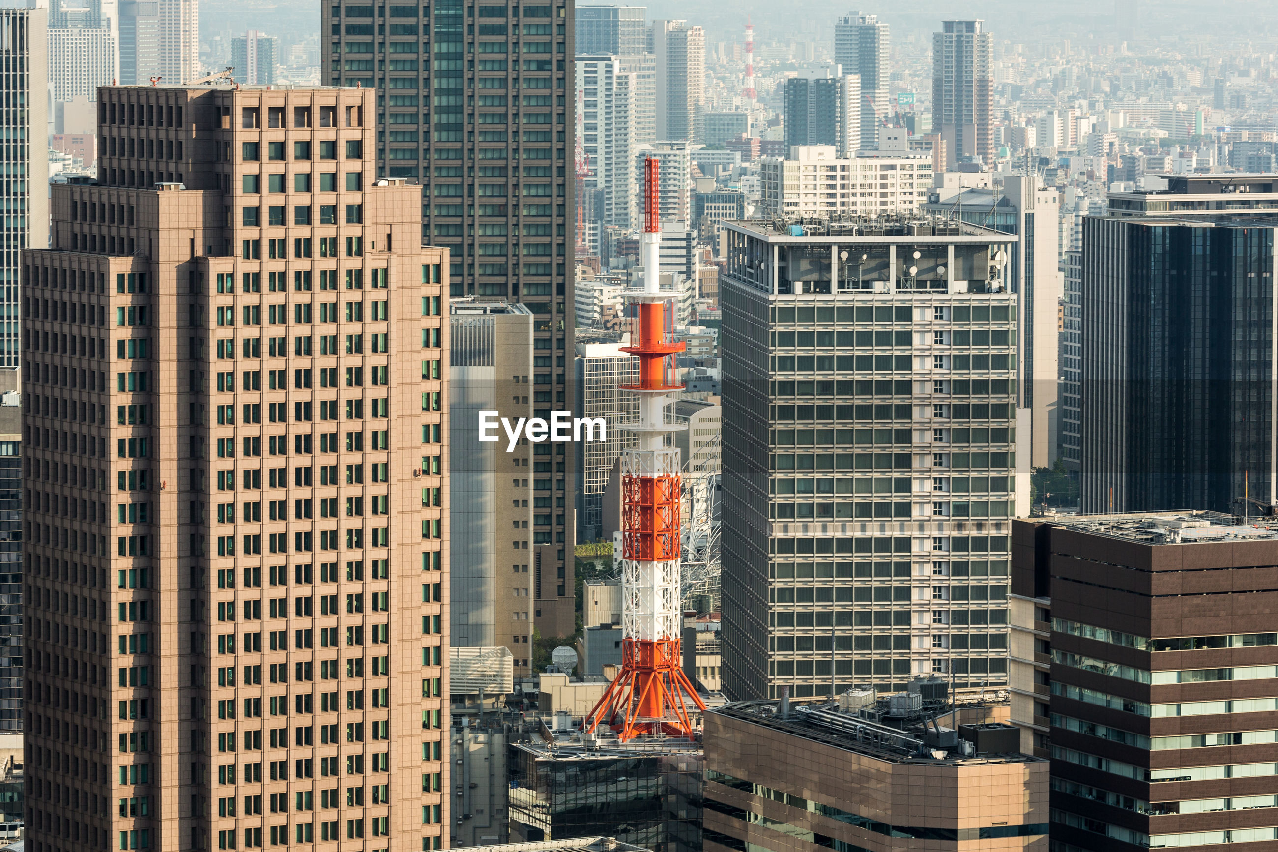 Skyscrapers in japan