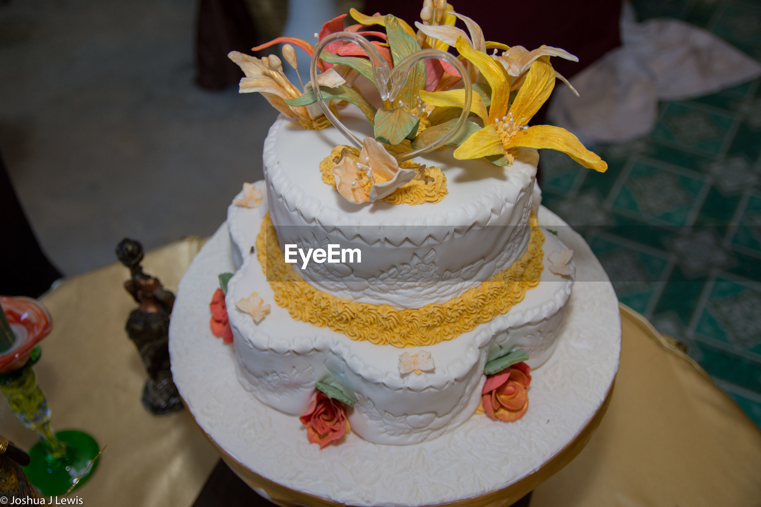 sweet food, dessert, gold colored, food, freshness, no people, indoors, close-up, day