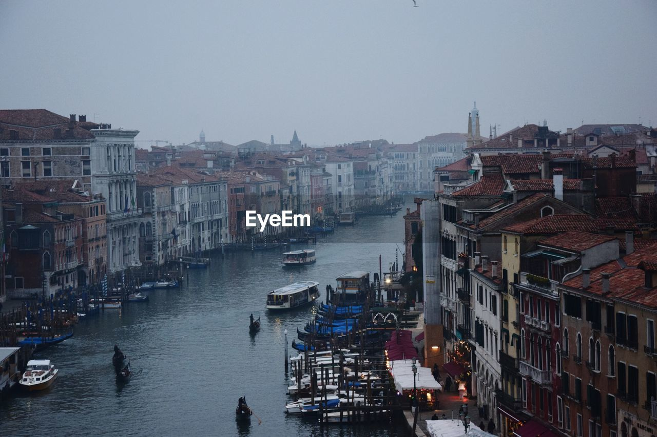 View Of Buildings In Venice