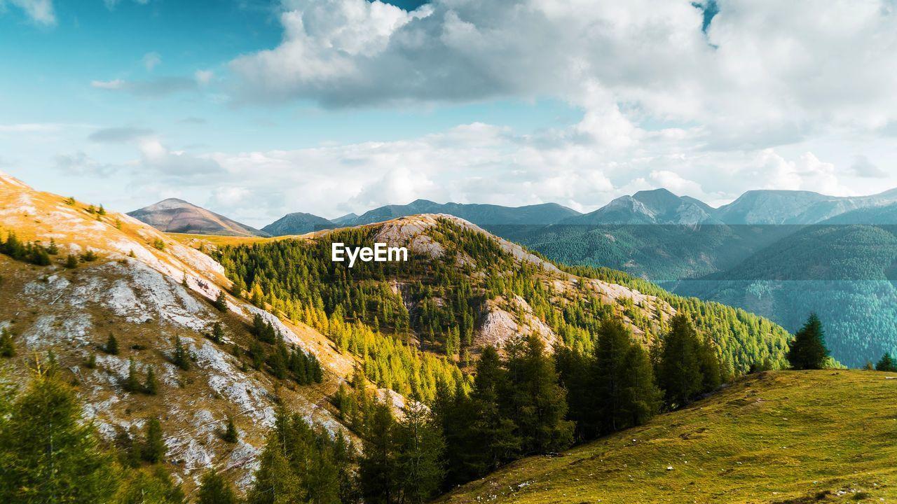 Beautiful mountain imaje