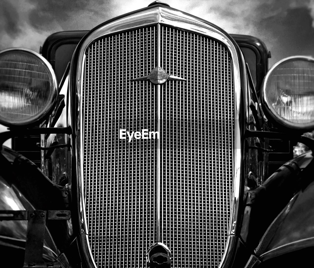 1936 Chevrolet truck Iphone6 IPhoneography Black And White Blackandwhite EyeEm Best Shots - Black + White Truck Chevy Grill Black & White Iphonegraphy