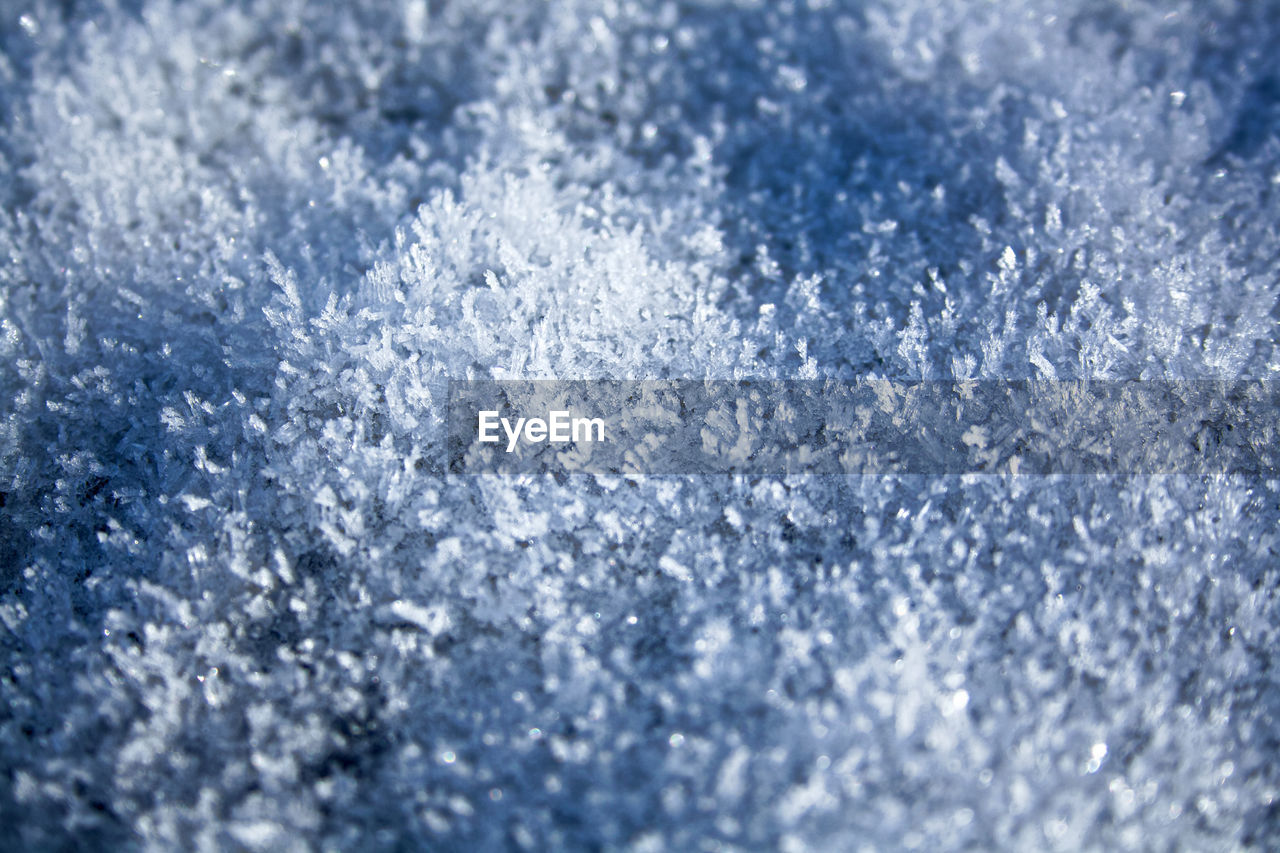 backgrounds, blue, cold temperature, textured, full frame, snow, crystal, winter, no people, ice, frozen, snowflake, abstract backgrounds, nature, pattern, abstract, white color, close-up, extreme close-up, textured effect, luxury