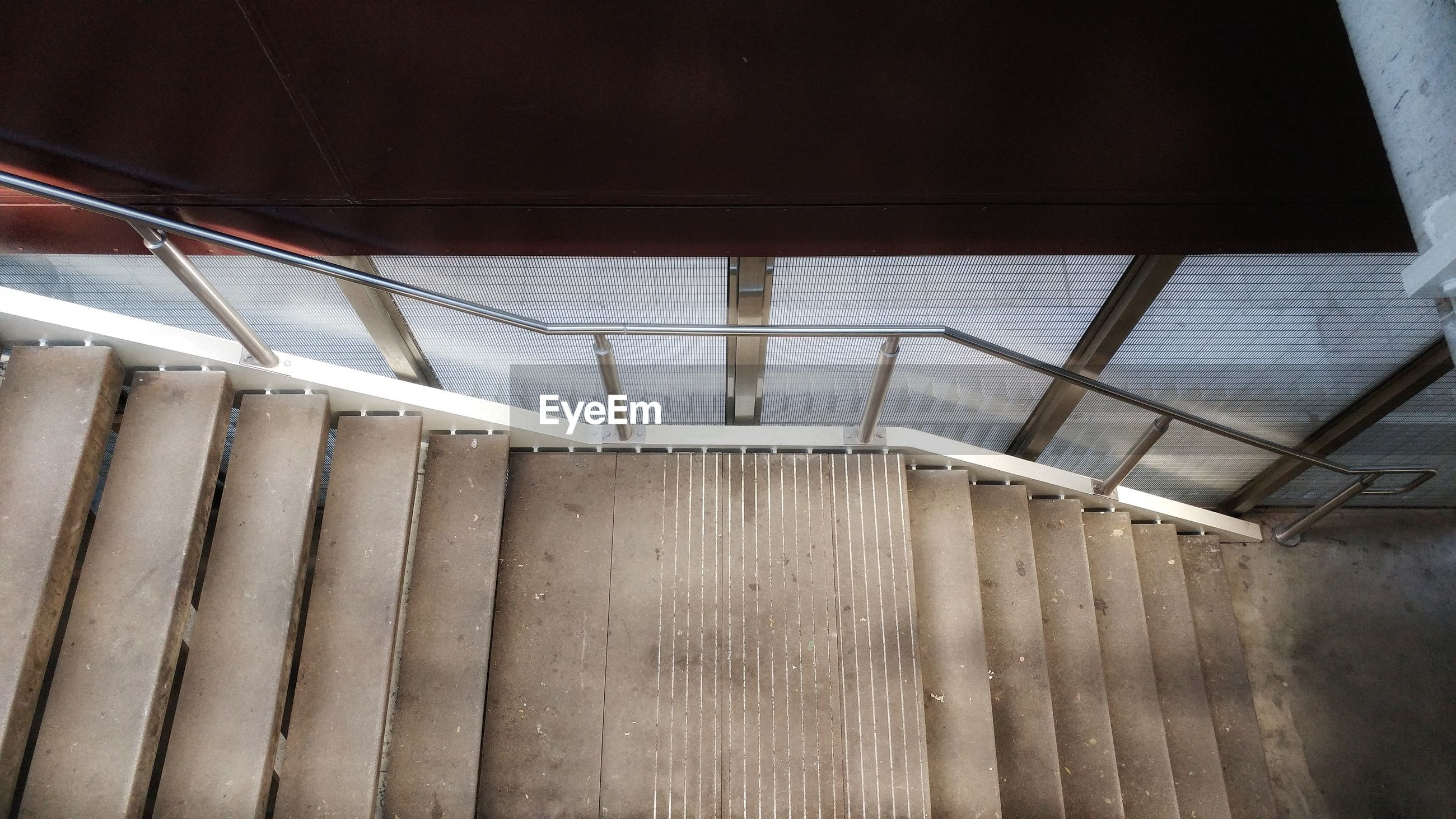 railing, steps and staircases, wood - material, no people, built structure, staircase, steps, architecture, indoors, brown, day, hand rail, close-up