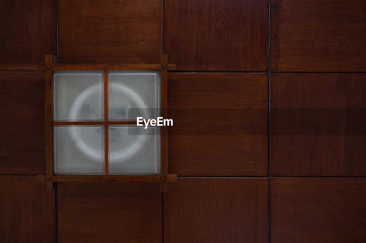 Full Frame Shot Of Ceiling In Modern Building