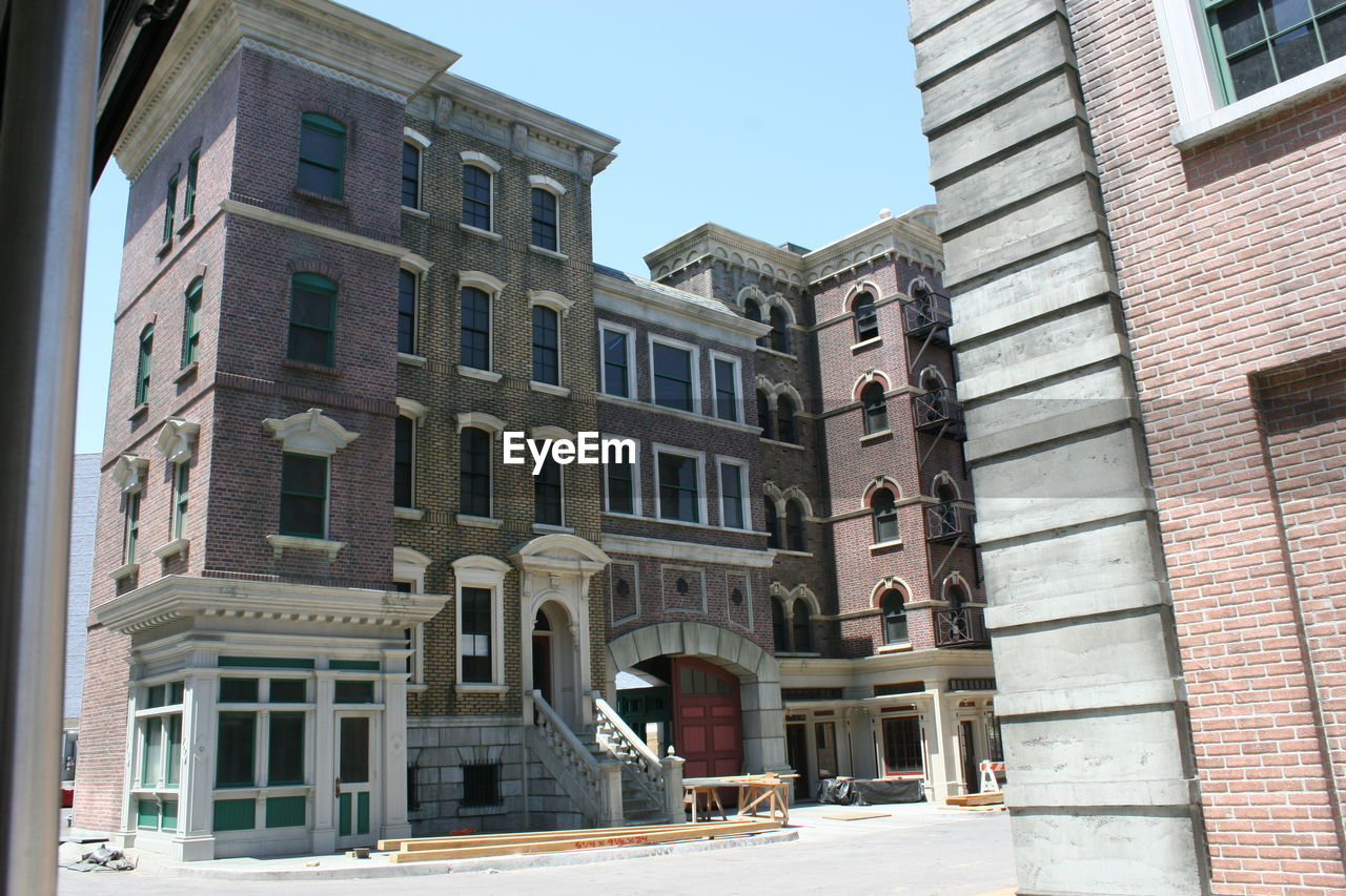 architecture, building exterior, built structure, window, history, day, no people, outdoors, city
