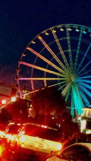 woah Taking Photos Mrytle Beach Farris Wheel