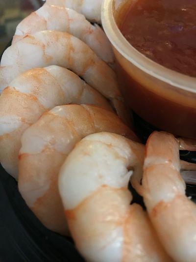 Shrimp Food And