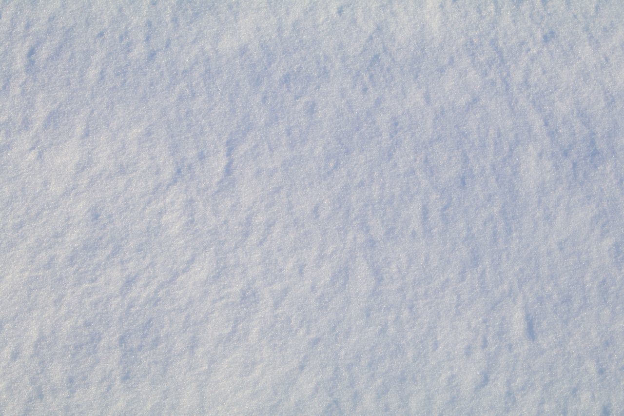 FULL FRAME SHOT OF SNOW LAND
