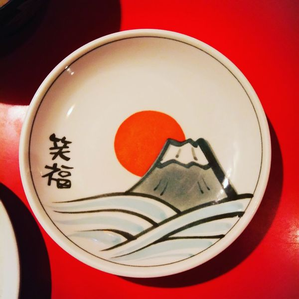 EyeEm Selects #Chiang Mai #Thailand #photography #plate #Japanese Astrology Sign Red Close-up Red Background