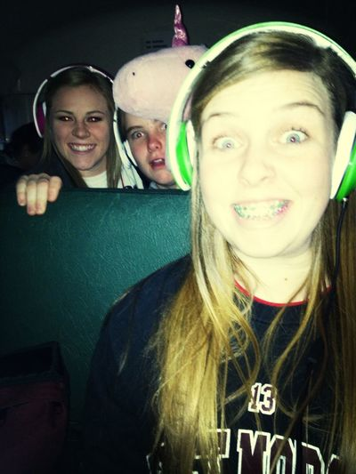 Our bus rides >>>