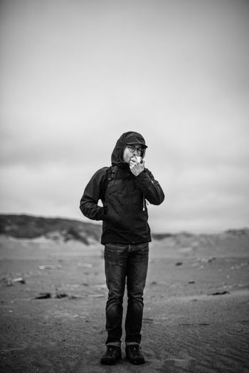 Beach Hike Apple Portrait People Cold Showcase: December