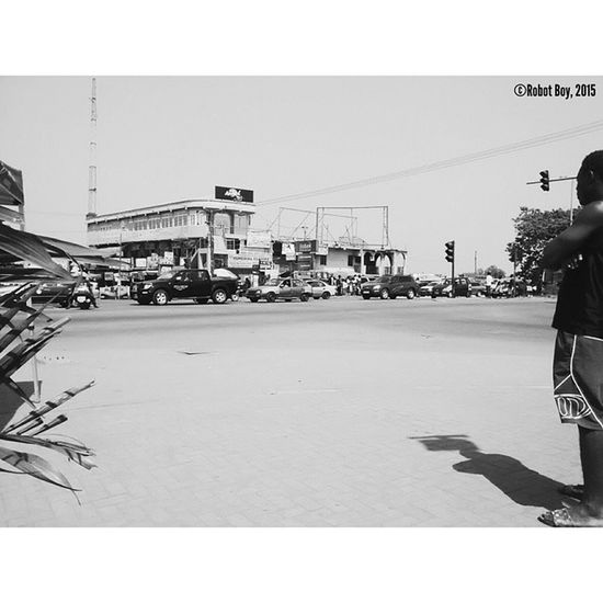 The Junction Photo 📷: Enoch Robot Boy Appiah Jr. (©2015) Abrepo Junction in Kumasi . Notable places here is Angel FM, just 5mins drive from here is the Metro Mass Teeminal AndroidPhotography Ghana Ghana360 KumasiInsta Monochrome Cityscape Photowalk