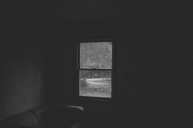 Photographic Memory Empty Windowview Fine Art Photography