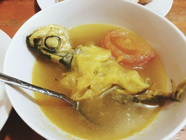 And Also My Ikan Masak Singgang With Tomatoes🍅🍅 Hahahahha ... Have A Nice Day♥