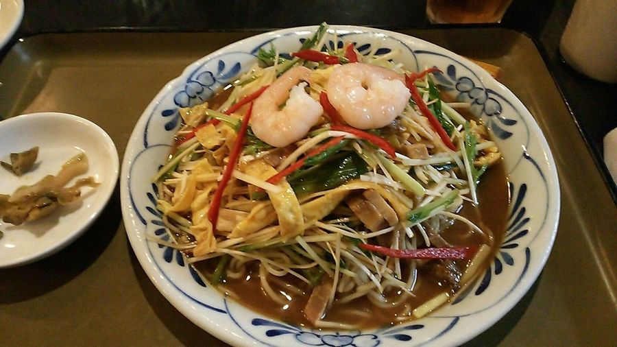 Tokyo Ikebukuro Ikebukuro Enjoy A Meal Enjoying A Meal Food Porn In My Mouf Foodporn 黒龍門(ºωº)黒酢冷やし麺…って冷やし中華でした…お酢感無かった(ノД`)