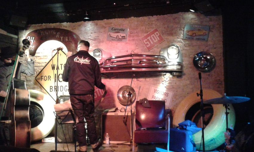Rockabilly Rock'n'Roll Musiclife Go Retro!