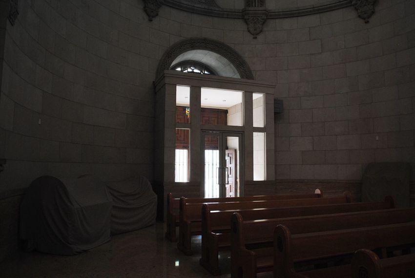 Philippines Window Indoors  Church Bench Catholic Pray Backlight