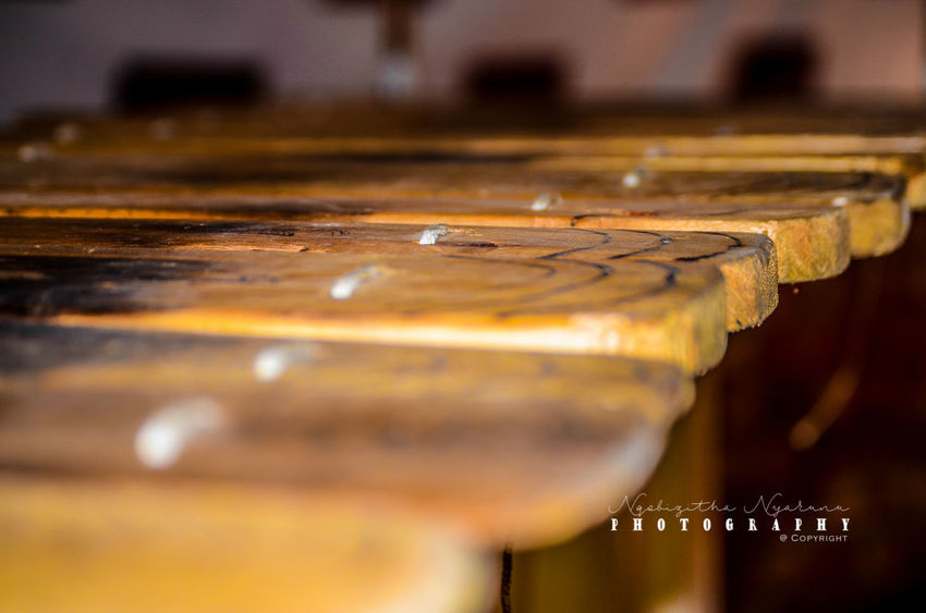 Selective Focus Wood - Material Close-up Musical Instrument Music Musical Equipment Arts Culture And Entertainment Brown Equipment Accuracy