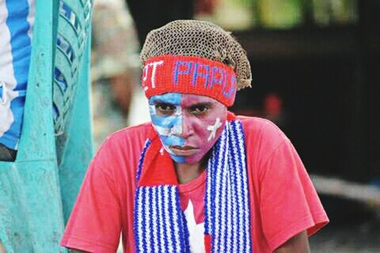 Uniform Of West Papua Tradition West Papua Women Patriotism Social Issues Countrylife West Papua Flag West Papua Politic Of Freedom West Papua Want To Free Of Indonesia Colonial. Papua Free Of Indonesia Colonial West Papua People Young Women West Papua Girl West Papua Culture