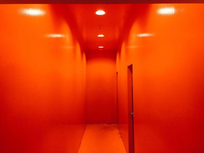 Orange Is The
