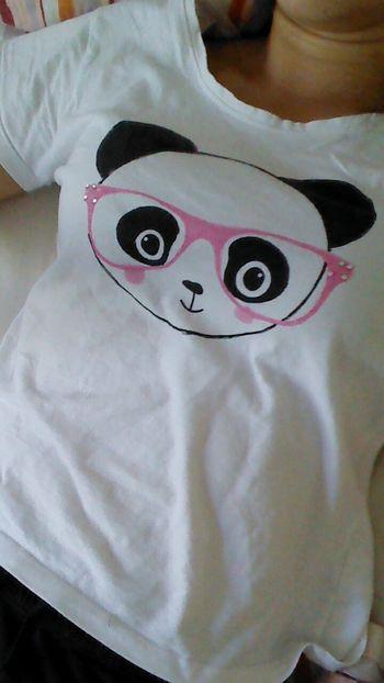 Hi! Hello World GoodMorning⛅ Sleepy Lying In Bed Taking Photos That's Me Relaxing Hi! Cute♡ Cutepics CutePicture Cutepanda Pandas♥ Pandabear Panda Pijama Pijamatime