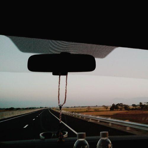 VSCO Traveltime Calebtravels Vscogang vscoph road britishstyle car rosary vscocam