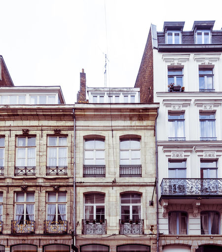 Antique City Architecture Building Building Exterior Built Structure City Day Europe Landmark No People Outdoors Residential Building Sky Tourism Window