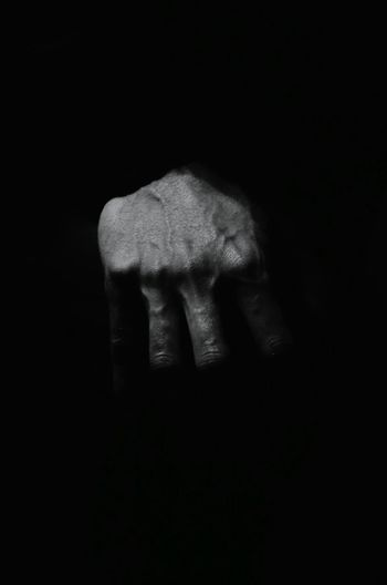 Human Hand One Person Black Background Human Body Part People Close-up Indoors  Adults Only Blackandwhite Black And White Blackandwhite Photography Human Anatomy