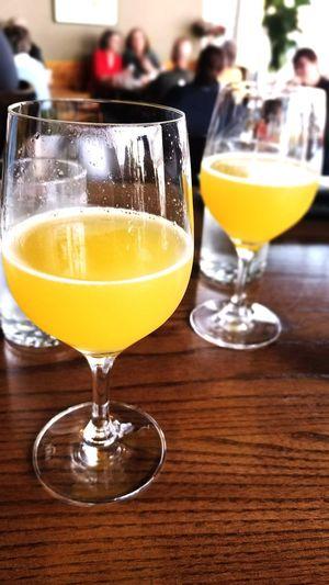 Brunch Herb Sainte Brunch With A Friend Cajun Brunch Mimosas Orange Juice  Champagne