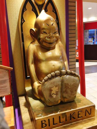 雨が止みますように Representation Sculpture Art And Craft Statue Human Representation Male Likeness Religion