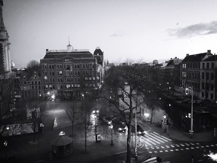 Winter in Amsterdam.. Daybreak ... EExcepted Journey First Eyeem Photo