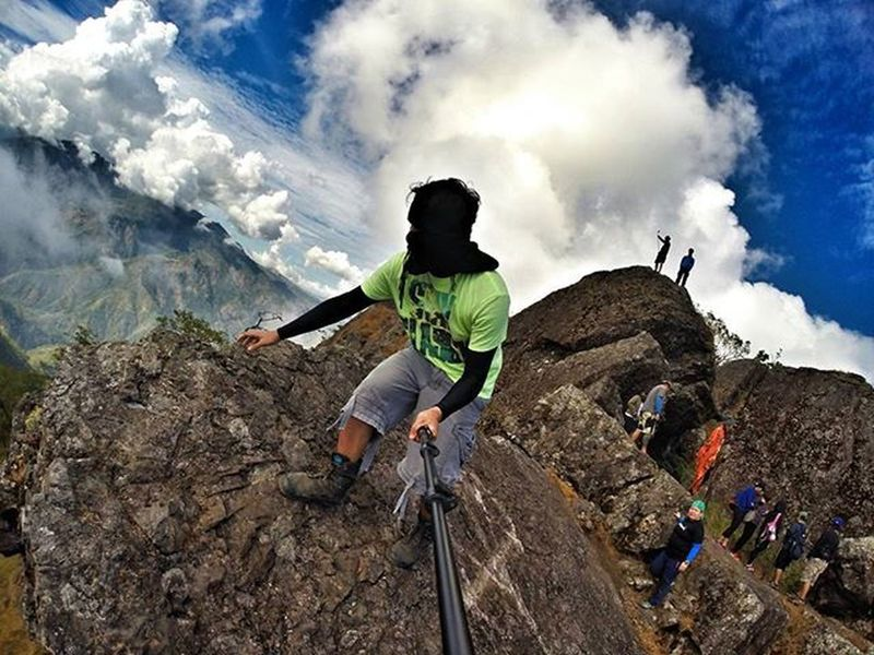 Risky life but wonderful to live Pinoywanderer Palladiumboots Doyoutravel Theglobewanderer Discoverearth Travel_pic Amazing_pictures Goprouniverse Goprophotography_ Goproph