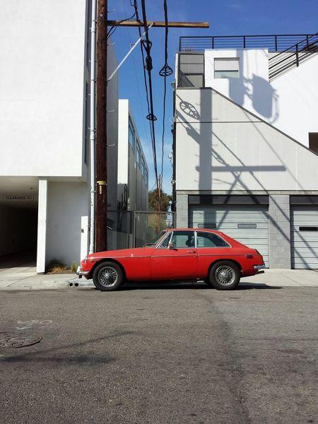 Urban Geometry Venice Let Me Ride California Shadows Abbot Kinney Learn & Shoot: Leading Lines