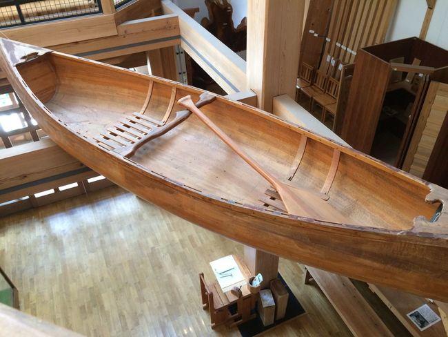 Canoe Sugi Japanese Cedar