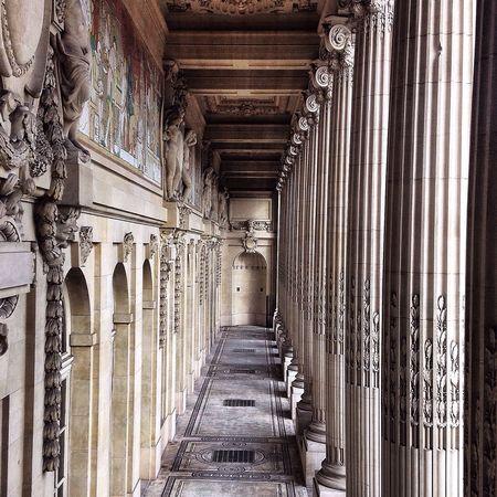 Perspectives Grand Palais Paris