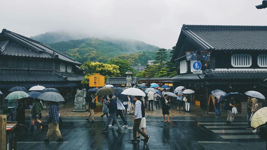 Rain Wet