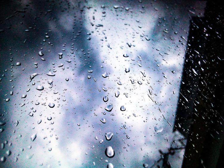 Rain ☔. Lluvia ☔📷💧💧☔📷📷 Day Water Time Nature Sky