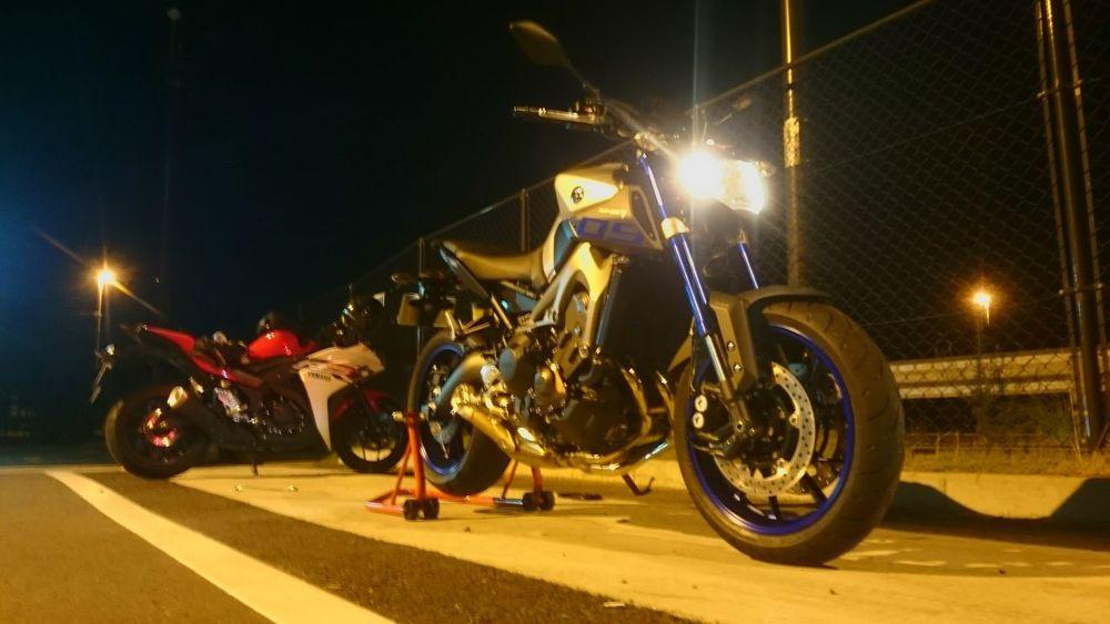 MT-09 YZF-R25 Yamaha 笠岡ベイファーム