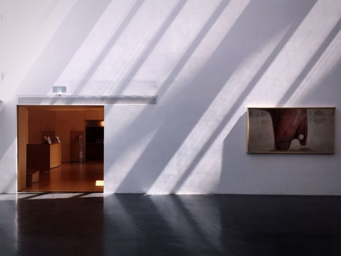 Shadow Indoors  Shadow Architecture No People Sunlight Built Structure EyeEmNewHere White Color Nature Building Still Life