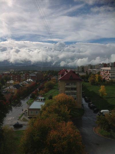 Город Sky Cloud
