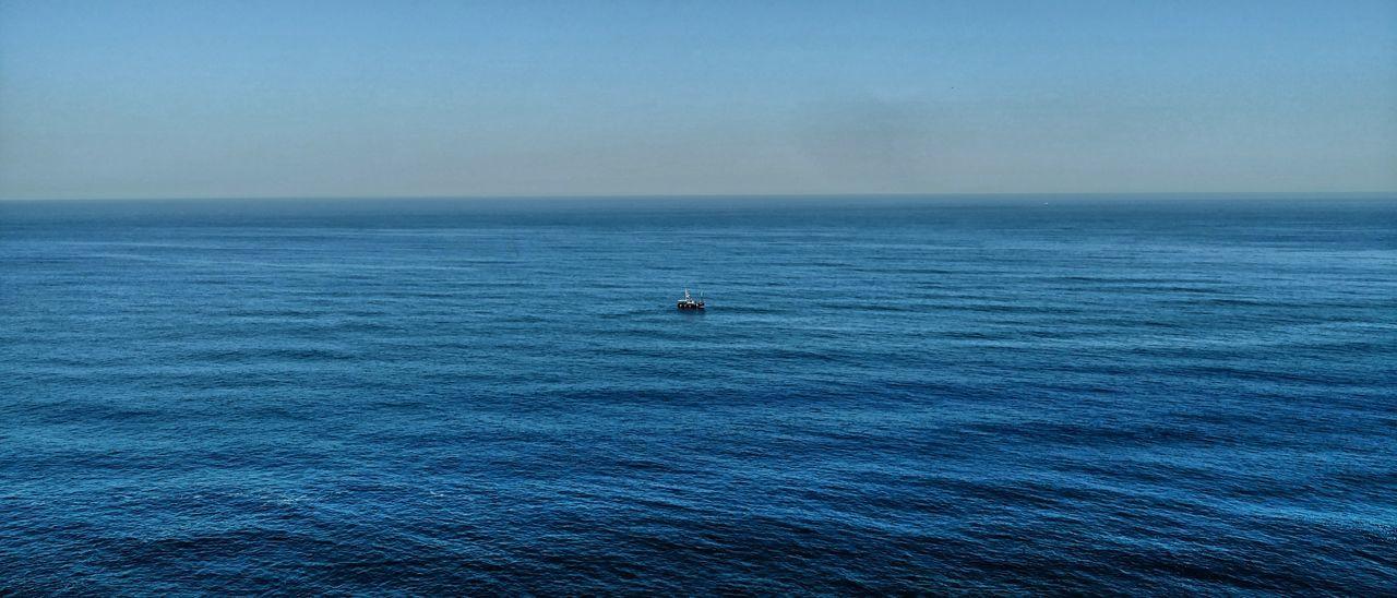 Euskalherria Bizkaia Sea Water Horizon Over Water Beauty In Nature Horizon Blue Nature
