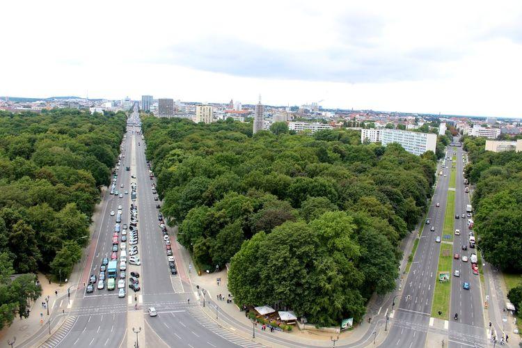 Berlinlove Greenpower Morgana Panoramic View Pointofview Siegessäule  Tiergarten TwoIsBetterThanOne Two Is Better Than One Nofilter