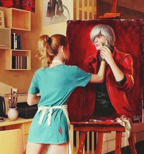 Rate This Pic 1-10 Art, Drawing, Creativity Amzing Photo Amazing Talent Love it