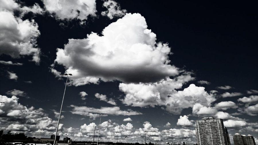 Cloud traffic